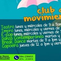Club del movimiento